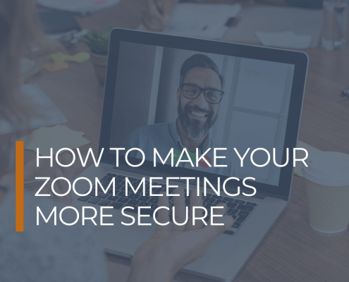 How to Make Your Zoom Meetings More Secure
